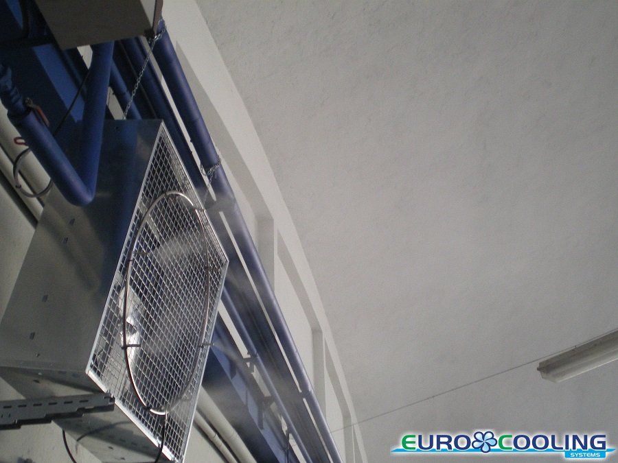 Ventilatore per industria
